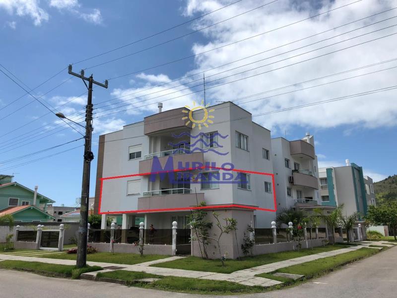 Apartamento Codigo 130 para locação de temporada no bairro PALMAS na cidade de Governador Celso Ramos