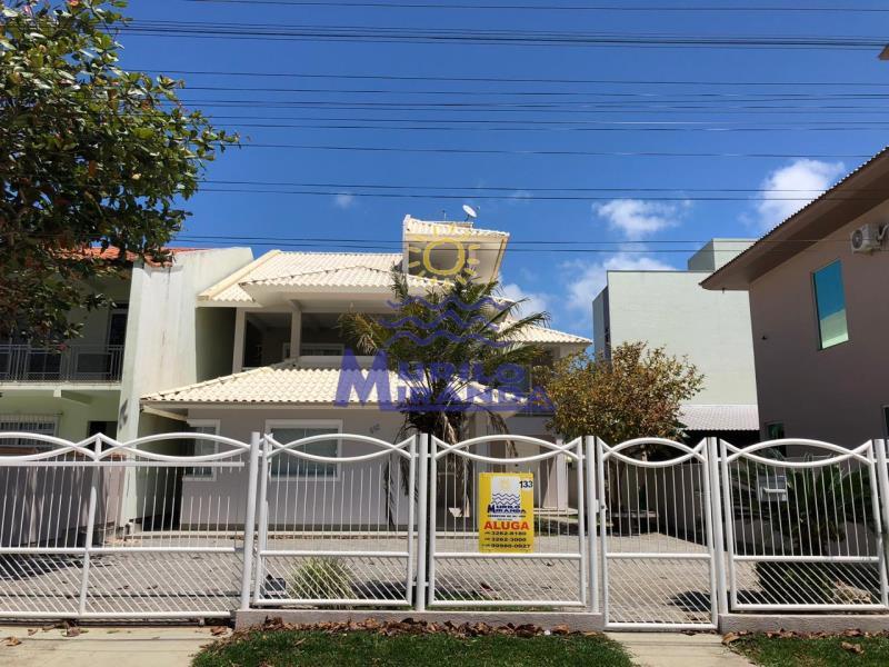 Casa Codigo 133 para locação de temporada no bairro PALMAS na cidade de Governador Celso Ramos