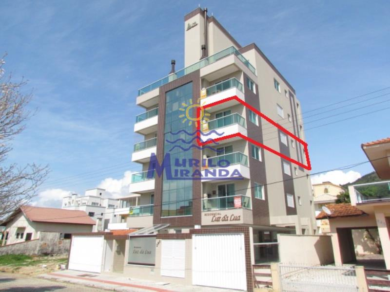Apartamento Codigo 138 para locação de temporada no bairro PALMAS na cidade de Governador Celso Ramos