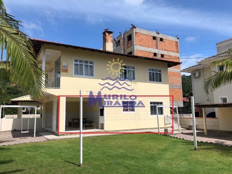 Casa Codigo 141 para locação de temporada no bairro PALMAS na cidade de Governador Celso Ramos