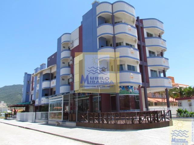 Apartamento Codigo 163 para locação de temporada no bairro PALMAS na cidade de Governador Celso Ramos