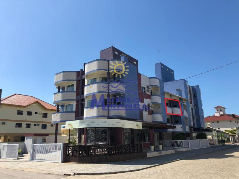 Apartamento Codigo 165 para locação de temporada no bairro PALMAS na cidade de Governador Celso Ramos
