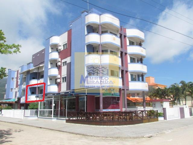 Apartamento Codigo 168 para locação de temporada no bairro PALMAS na cidade de Governador Celso Ramos