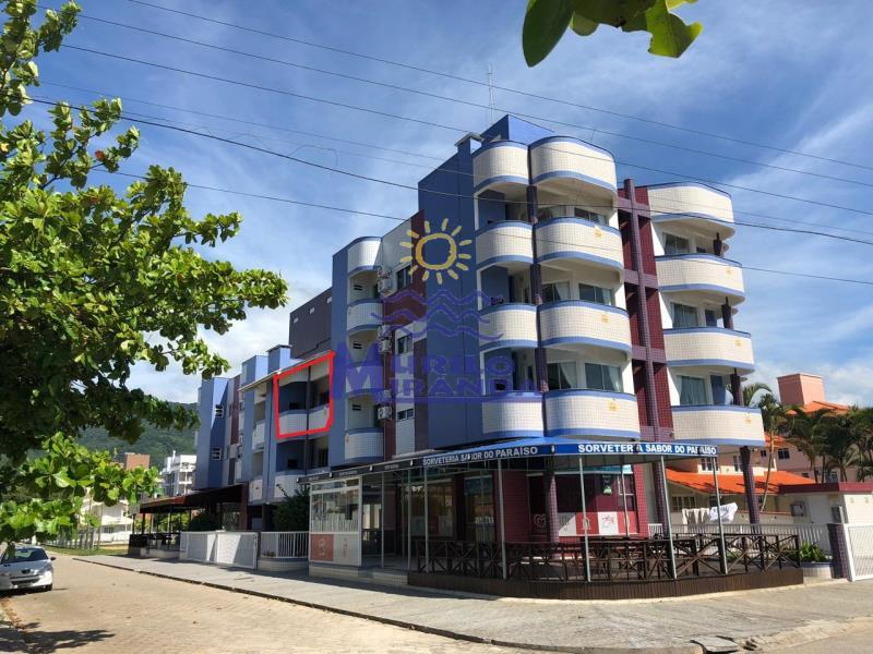 Apartamento Codigo 171 para locação de temporada no bairro PALMAS na cidade de Governador Celso Ramos