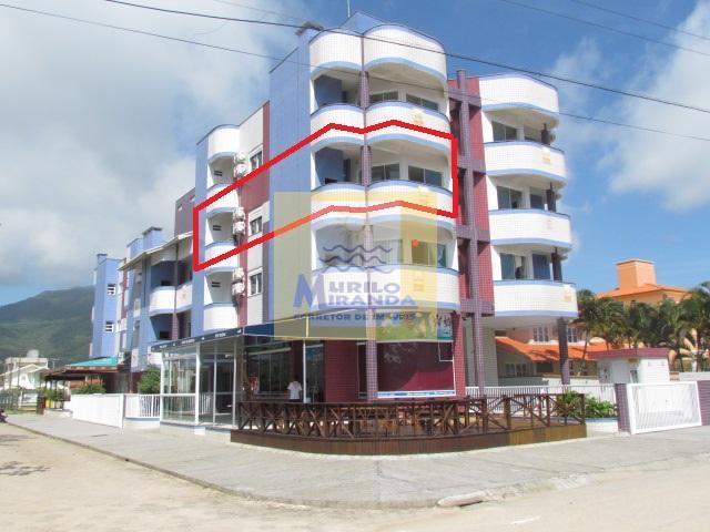 Apartamento Codigo 172 para locação de temporada no bairro PALMAS na cidade de Governador Celso Ramos