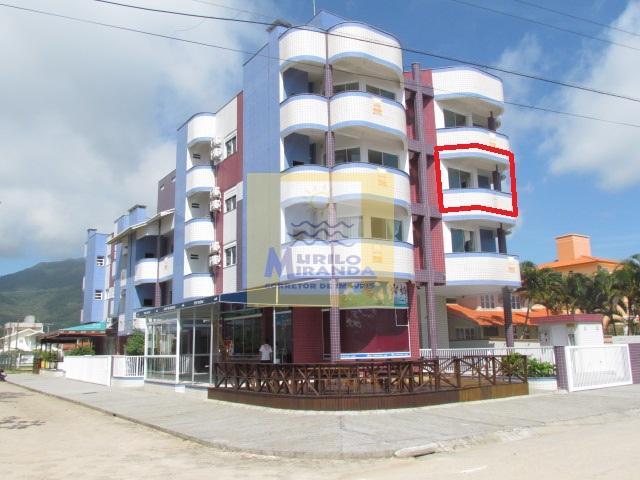 Apartamento Codigo 173 para locação de temporada no bairro PALMAS na cidade de Governador Celso Ramos