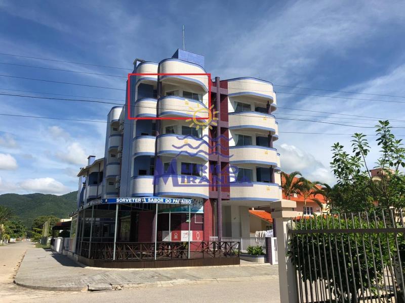 Apartamento Codigo 174 para locação de temporada no bairro PALMAS na cidade de Governador Celso Ramos