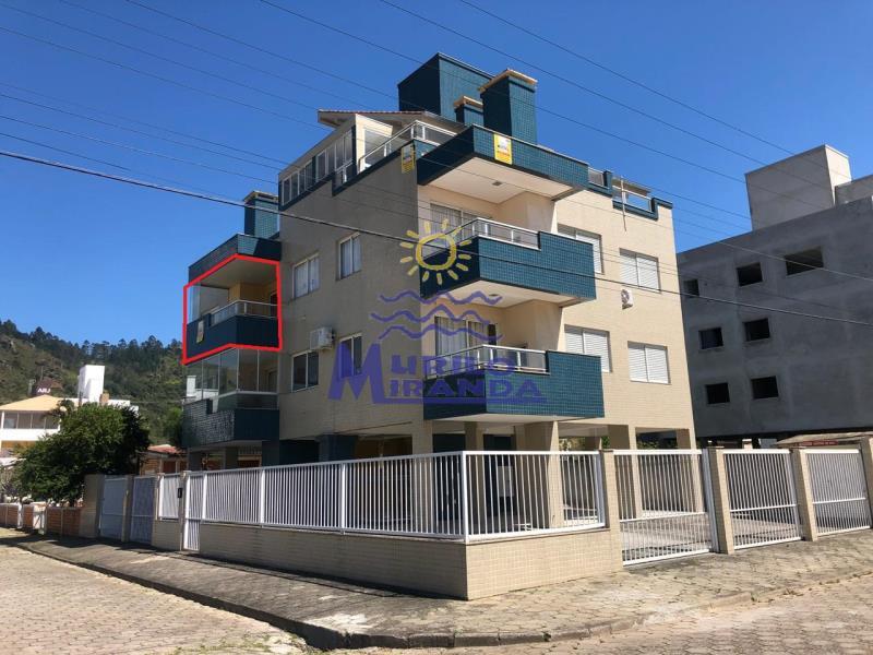 Apartamento Codigo 179 para locação de temporada no bairro PALMAS na cidade de Governador Celso Ramos