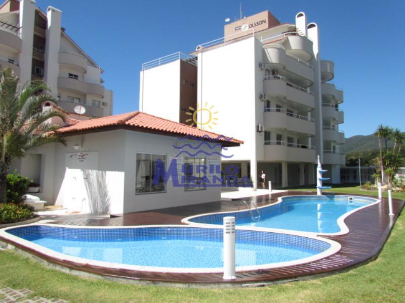 Apartamento Codigo 180 para locação de temporada no bairro PALMAS na cidade de Governador Celso Ramos