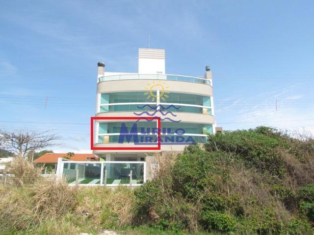 Apartamento Codigo 184 para locação de temporada no bairro PALMAS na cidade de Governador Celso Ramos
