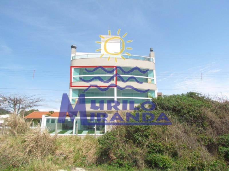 Apartamento Codigo 186 para locação de temporada no bairro PALMAS na cidade de Governador Celso Ramos