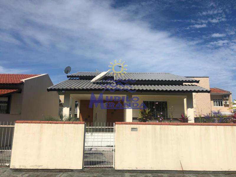 Casa Codigo 187 para locação de temporada no bairro PALMAS na cidade de Governador Celso Ramos