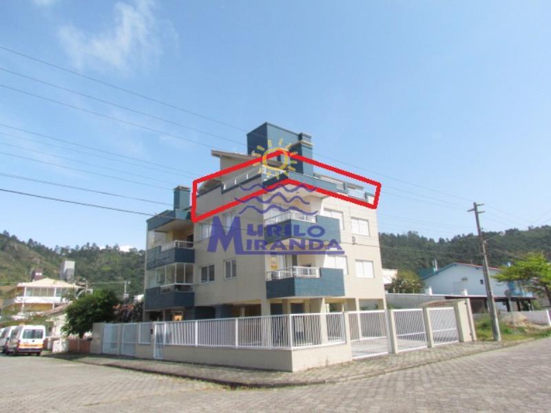 Apartamento Codigo 196 para locação de temporada no bairro PALMAS na cidade de Governador Celso Ramos