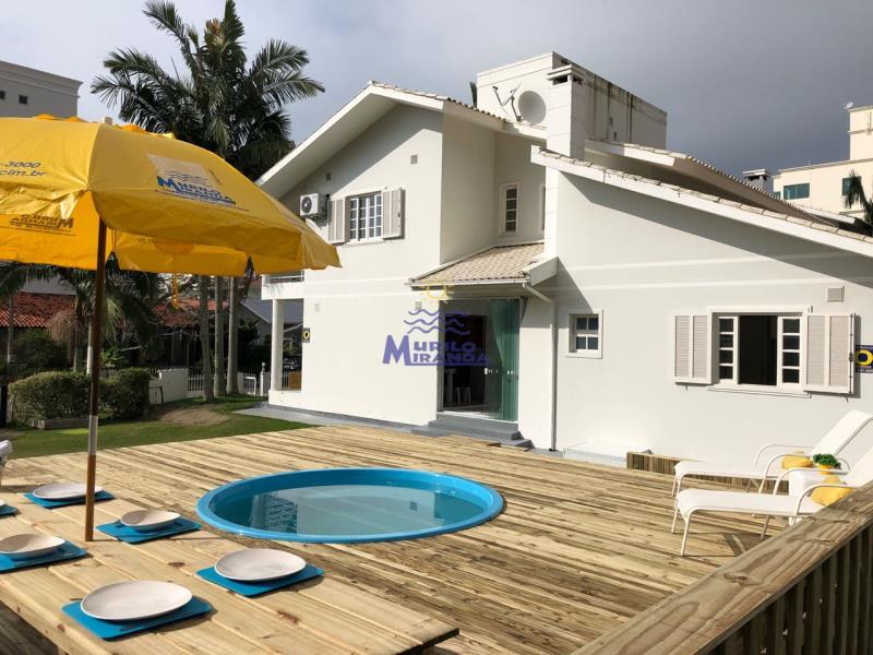 Casa Codigo 197 para locação de temporada no bairro PALMAS na cidade de Governador Celso Ramos