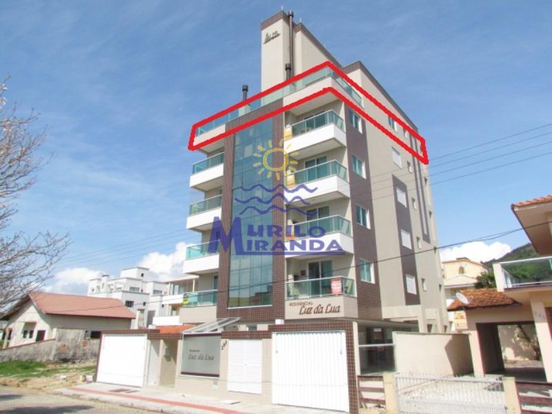 Cobertura Codigo 198 para locação de temporada no bairro PALMAS na cidade de Governador Celso Ramos