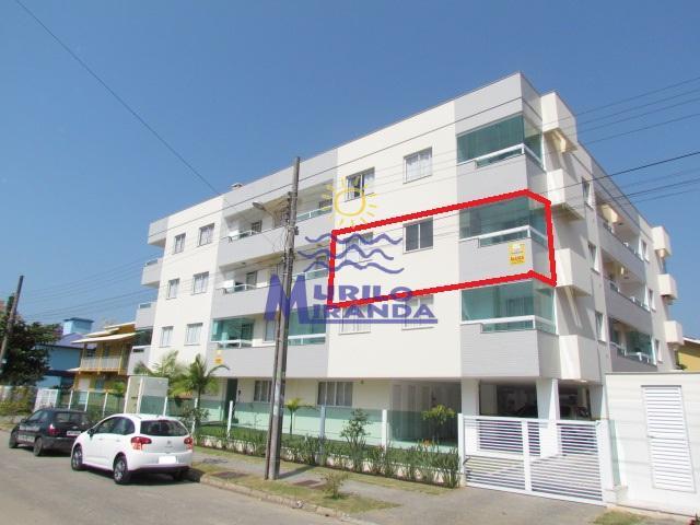 Apartamento Codigo 204 para locação de temporada no bairro PALMAS na cidade de Governador Celso Ramos