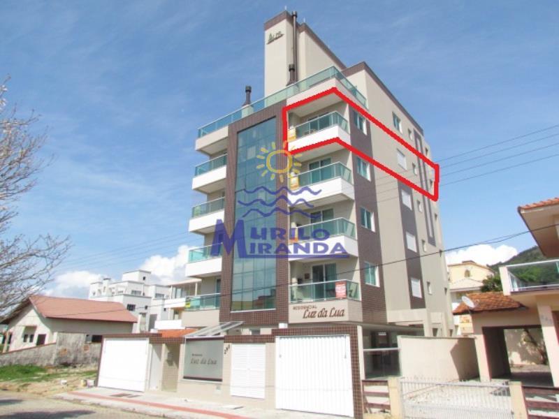 Apartamento Codigo 207 para locação de temporada no bairro PALMAS na cidade de Governador Celso Ramos