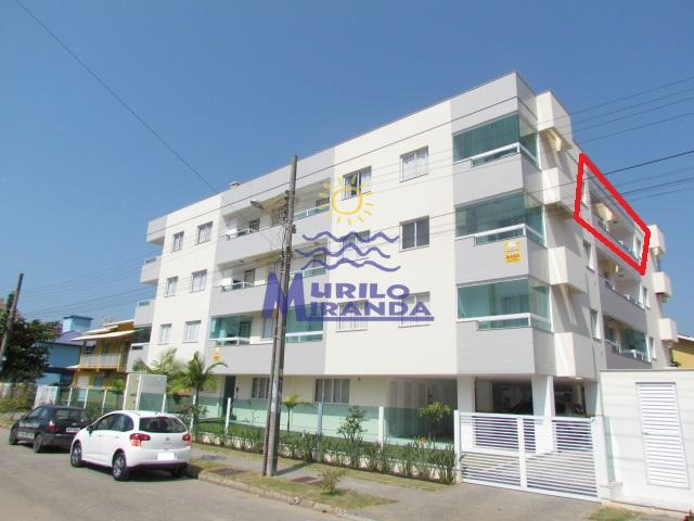 Apartamento Codigo 209 para locação de temporada no bairro PALMAS na cidade de Governador Celso Ramos