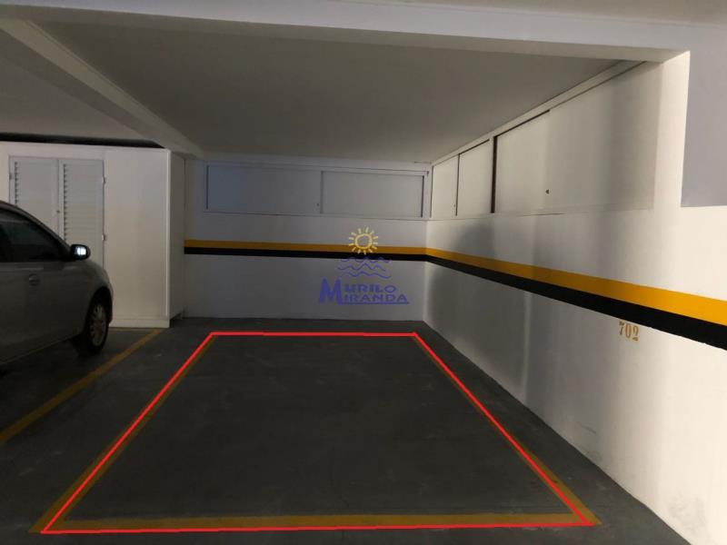 2ª vaga da garagem