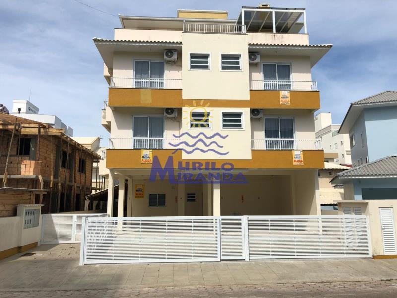 Apartamento Codigo 216 para locação de temporada no bairro PALMAS na cidade de Governador Celso Ramos