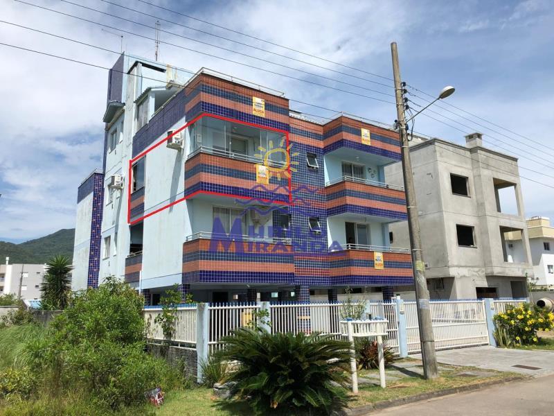 Apartamento Codigo 218 para locação de temporada no bairro PALMAS na cidade de Governador Celso Ramos