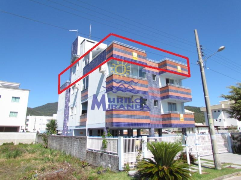 Cobertura Codigo 220 para locação de temporada no bairro PALMAS na cidade de Governador Celso Ramos
