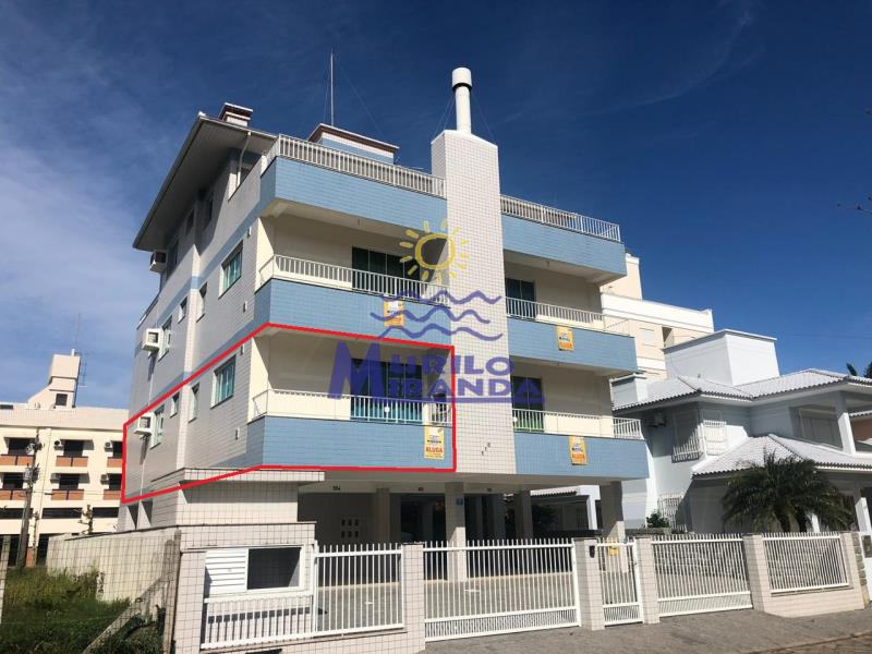 Apartamento Codigo 225 para locação de temporada no bairro PALMAS na cidade de Governador Celso Ramos