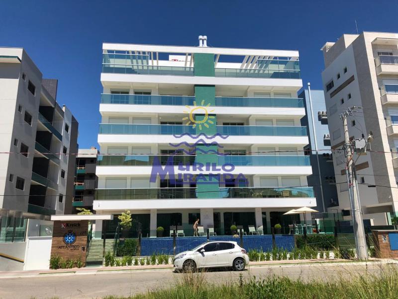 Apartamento Codigo 237 para locação de temporada no bairro PALMAS na cidade de Governador Celso Ramos