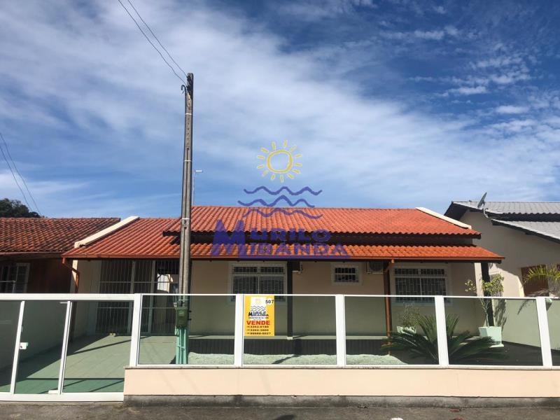 Casa Codigo 244 para locação de temporada no bairro PALMAS na cidade de Governador Celso Ramos