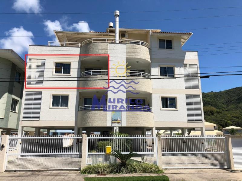 Apartamento Codigo 247 para locação de temporada no bairro PALMAS na cidade de Governador Celso Ramos