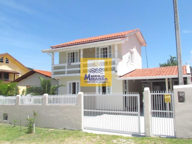 Casa Código 400 a Venda  no bairro Vila de Palmas na cidade de Governador Celso Ramos