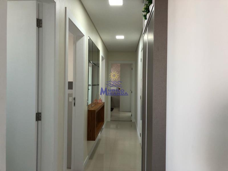 Corredor de acesso ao bwc social e dormitórios