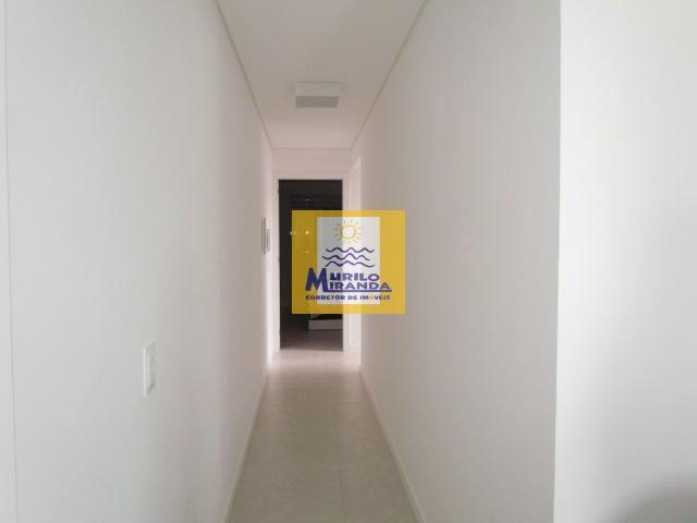 Corredor de acesso aos dormitórios e bwc