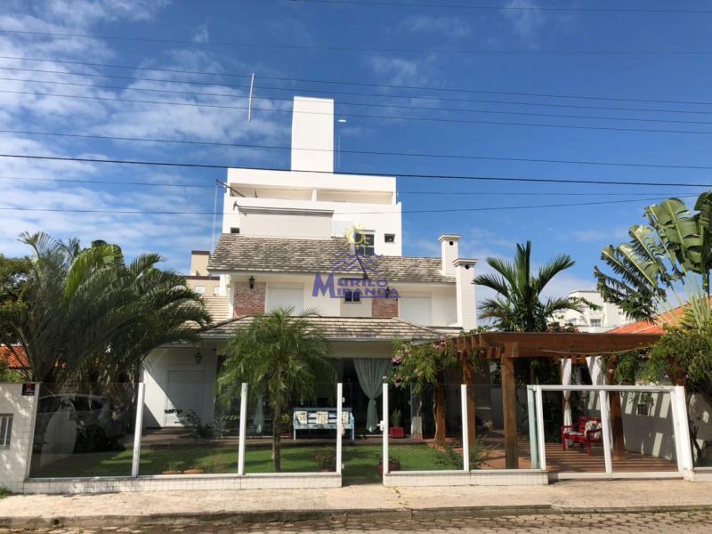 Casa Código 486 a Venda  no bairro PALMAS na cidade de Governador Celso Ramos