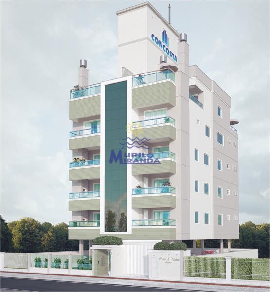 Apartamento Código 487 a Venda  no bairro PALMAS na cidade de Governador Celso Ramos