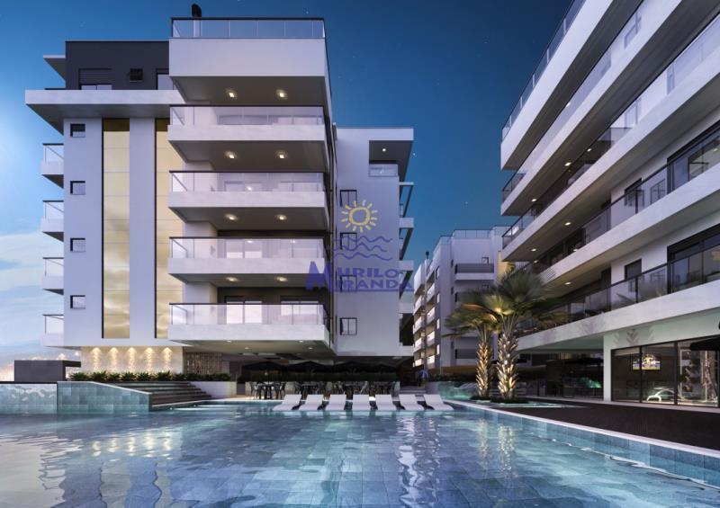 Apartamento Codigo 499 a Venda no bairro PALMAS na cidade de Governador Celso Ramos