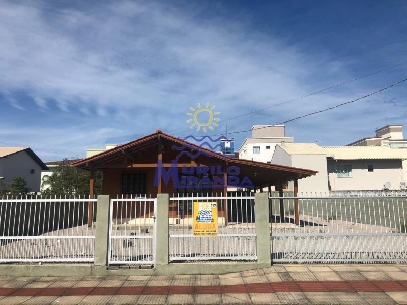 Casa Codigo 124 para locação de temporada no bairro PALMAS na cidade de Governador Celso Ramos