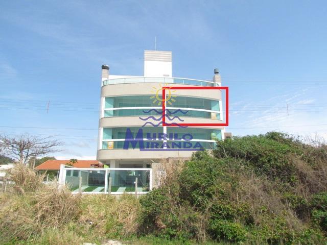 Apartamento Codigo 185 para locação de temporada no bairro PALMAS na cidade de Governador Celso Ramos