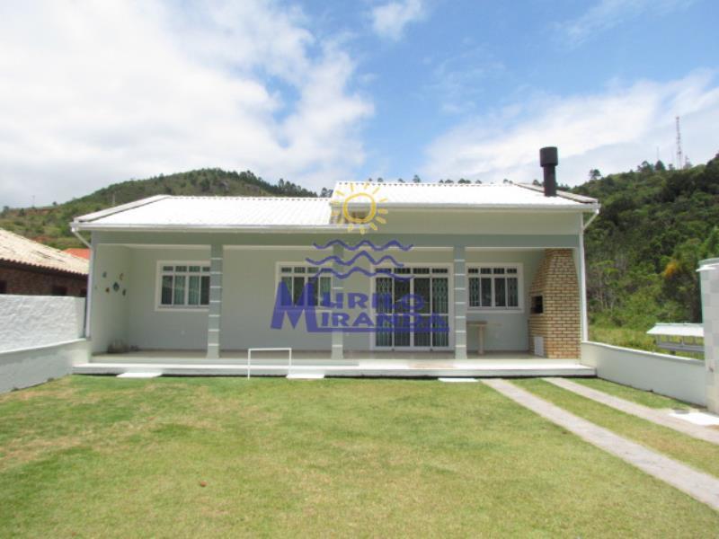 Casa Codigo 245 para locação de temporada no bairro PALMAS na cidade de Governador Celso Ramos