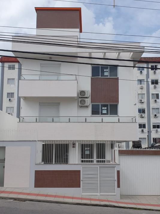 Apartamento-Codigo-836-para-Alugar-no-bairro-Barreiros-na-cidade-de-São-José