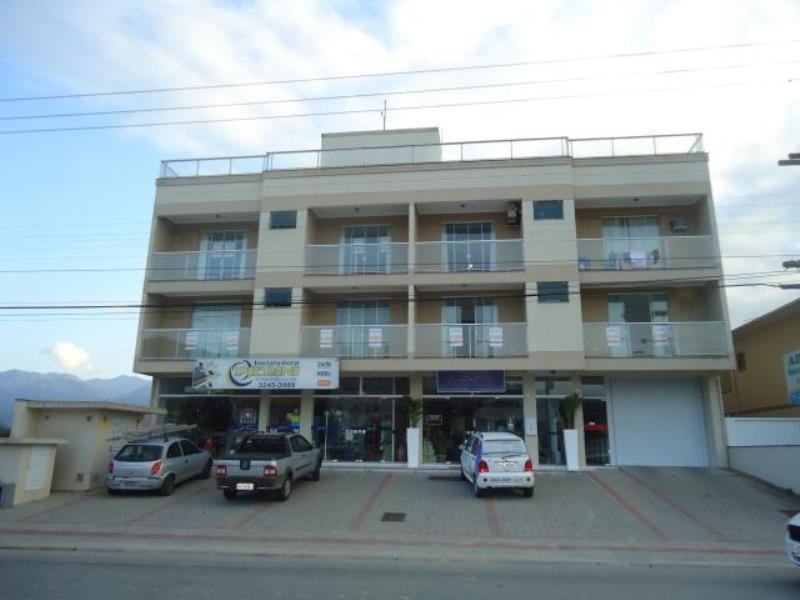 Apartamento Código 30 para alugar no bairro Vila Becker na cidade de Santo Amaro da Imperatriz Condominio edifício doralice