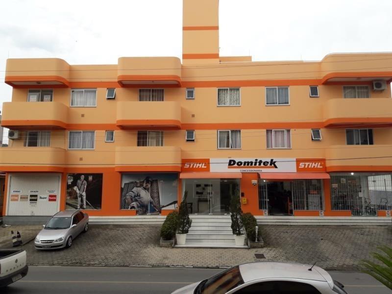 Apartamento Código 162 para alugar no bairro Centro na cidade de Santo Amaro da Imperatriz Condominio