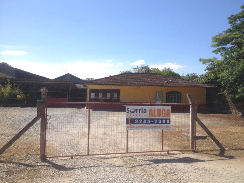 Galpão Código 197 para alugar no bairro Poço Fundo na cidade de Santo Amaro da Imperatriz Condominio