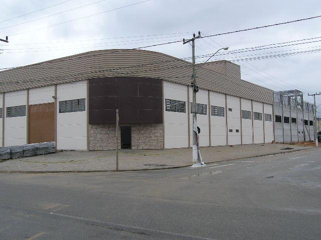 Galpão Código 879 para alugar no bairro Bela Vista na cidade de Palhoça Condominio