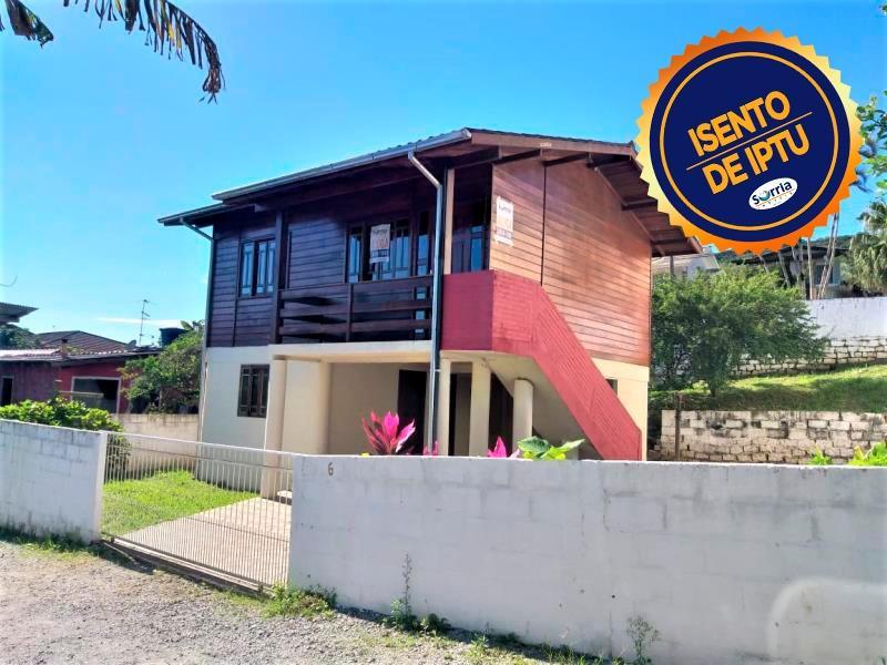 Casa Código 1028 para Alugar  no bairro Alto Aririu na cidade de Palhoça