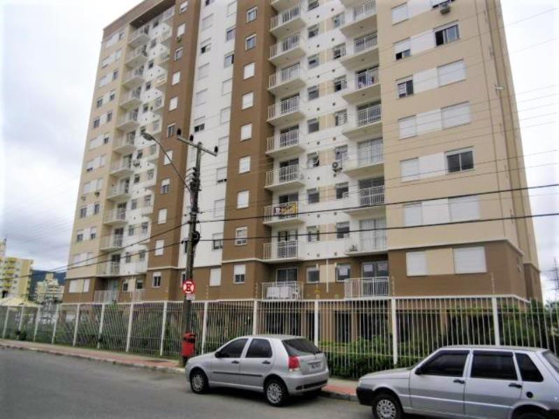 Apartamento Código 1135 a Venda no bairro Pagani na cidade de Palhoça Condominio edifício vivare grand club