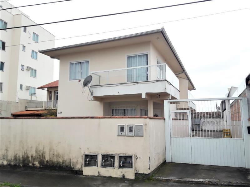Apartamento Código 1218 para alugar no bairro Centro na cidade de Palhoça Condominio