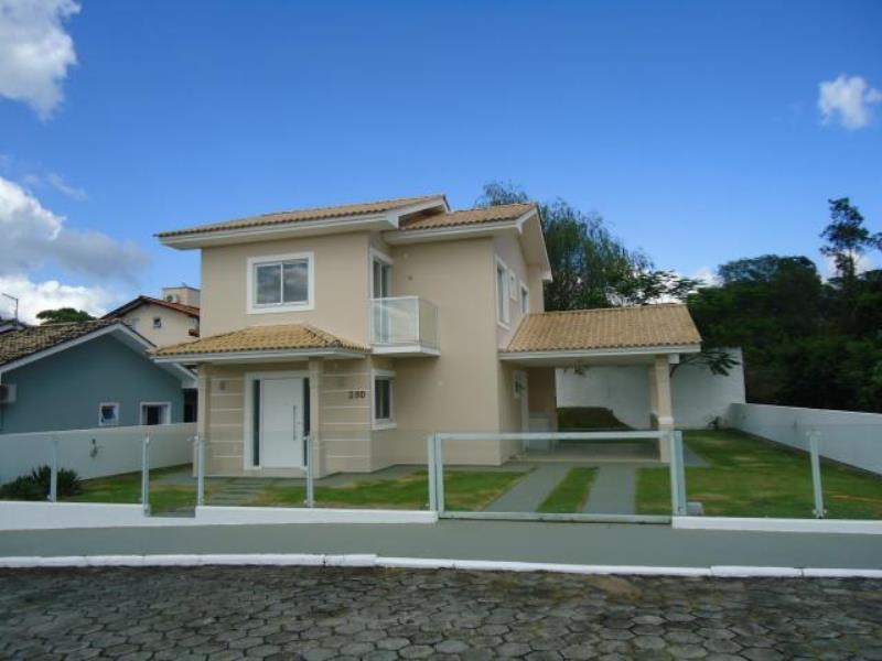 Casa Código 1292 para alugar no bairro Sul do Rio na cidade de Santo Amaro da Imperatriz Condominio