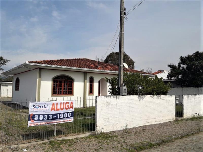 Casa Código 1498 para Alugar  no bairro Centro na cidade de Palhoça