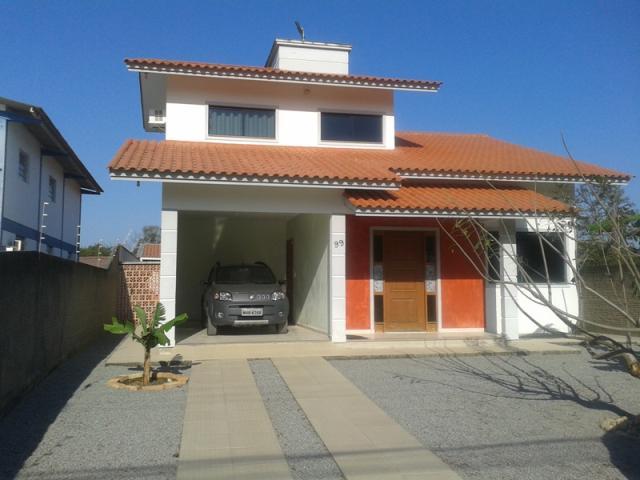 Casa Código 1676 a Venda no bairro Aririu na cidade de Palhoça Condominio
